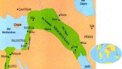 Foto de Povos da Antiguidade no Oriente Médio