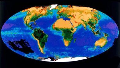 Foto de Acomplexa geografia dos lugares