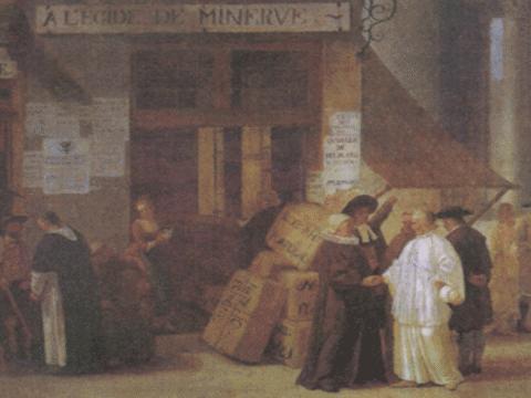 Voltaire Montesquieu